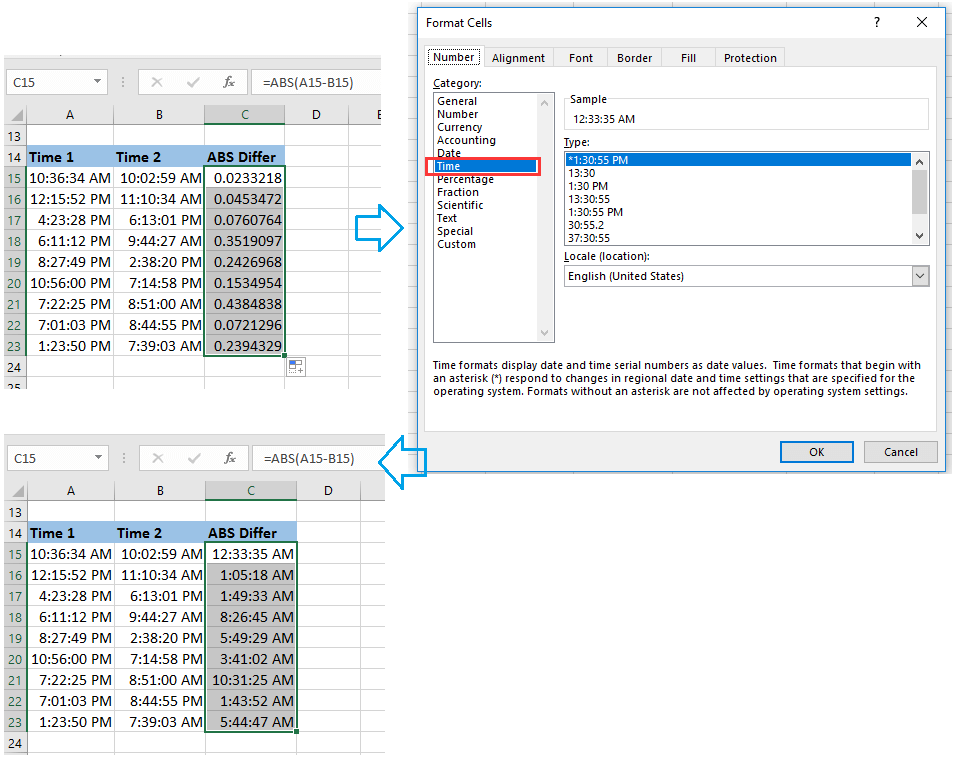how to use absolute values in excel
