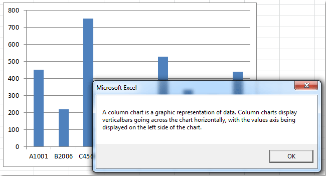 how to add chart in excel