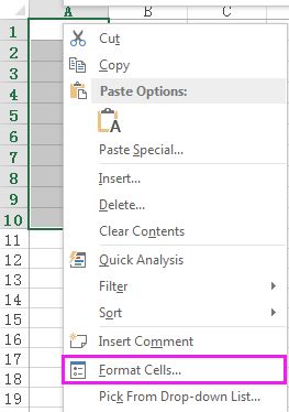 how to add numbers to excel cell