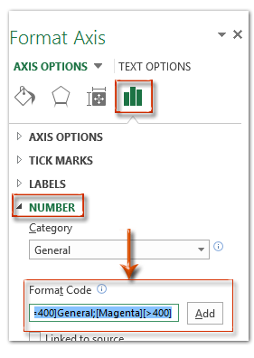 how to change the color of a chart on excel