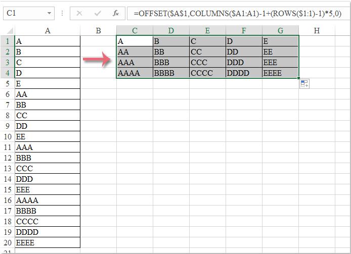 doc-convert-column-to-rows-3