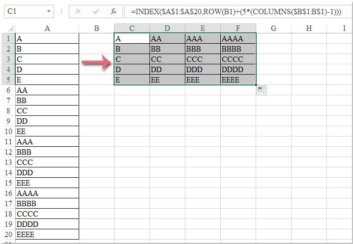 doc-convert-column-to-rows-5