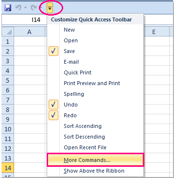 how to change direction of numbers in a document
