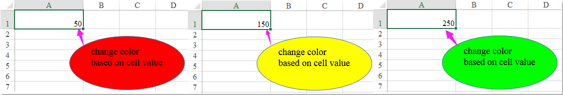 how to put excel shape in cell
