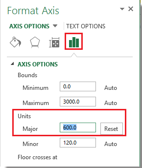How to change scale of axis in chart in excel doc chart scale 5 ccuart Images