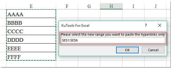 how to add a hyperlink to an excel cell