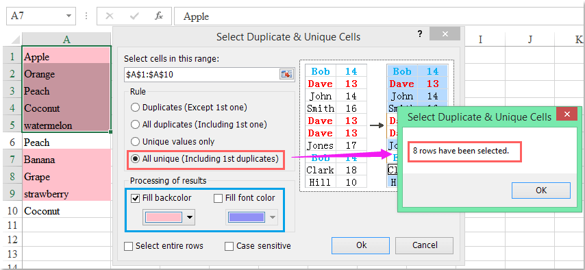 how to add numbers in a column in excel