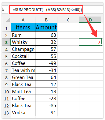 how to use if and then in excel