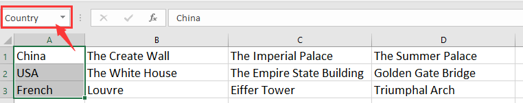 pdf drop down list another