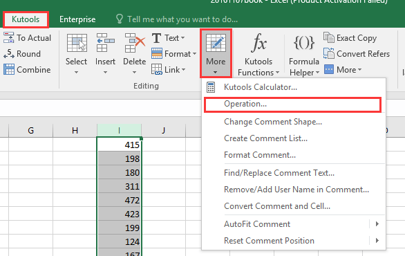 How to divide one column by another column in excel - Div checker tool ...