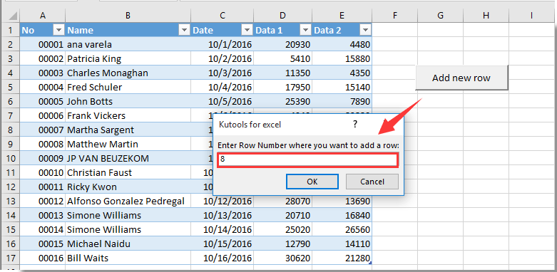 how to add save as pdf button in excel