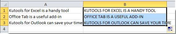 Formula To Capitalize All Letters In Excel