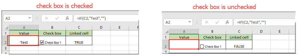how to get a cell to change colour in excel
