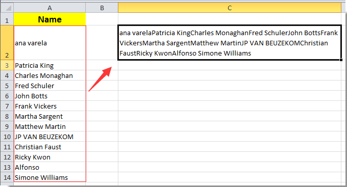 how to quickly add multiple cells in excel