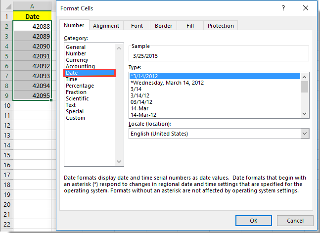 how to get number of in excel