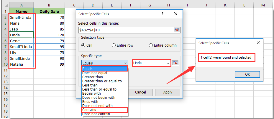 how to count letters in excel how to count cells with specific text in selection in excel 22266