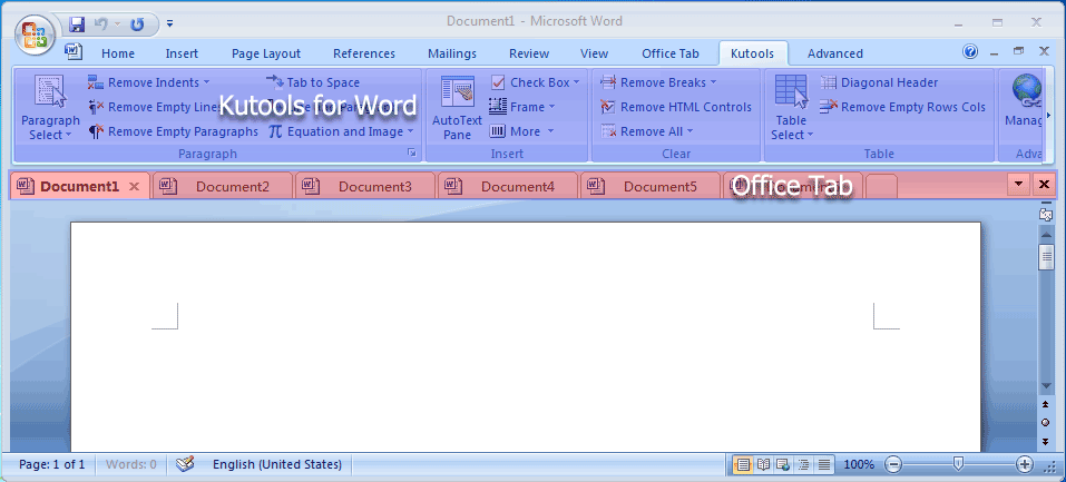 micrsoft words