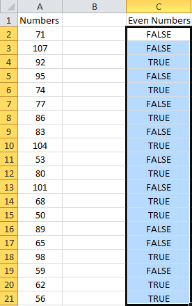 how to make excel recogize numbers