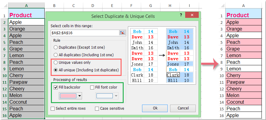 How To Extract Unique Values From Multiple Columns In Excel