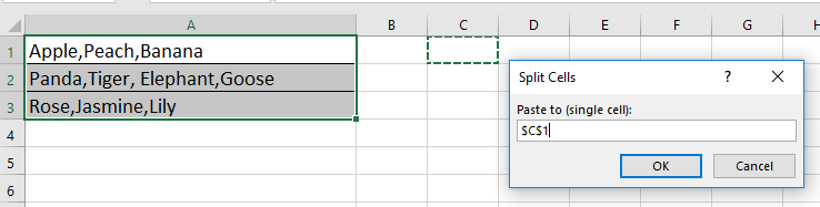 doc google sheet split cell 5