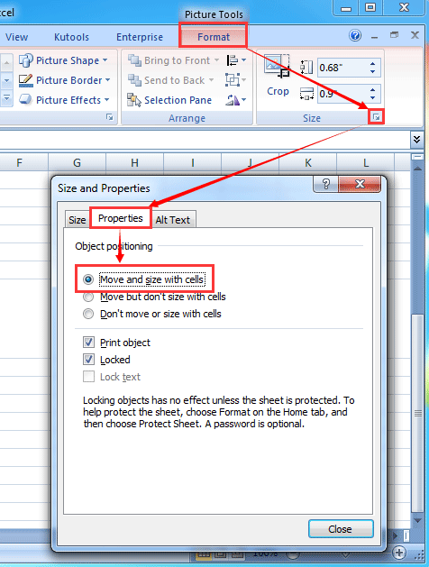 how to insert a return in an excel cell