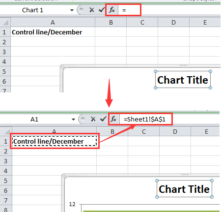 how to find linked cells in excel