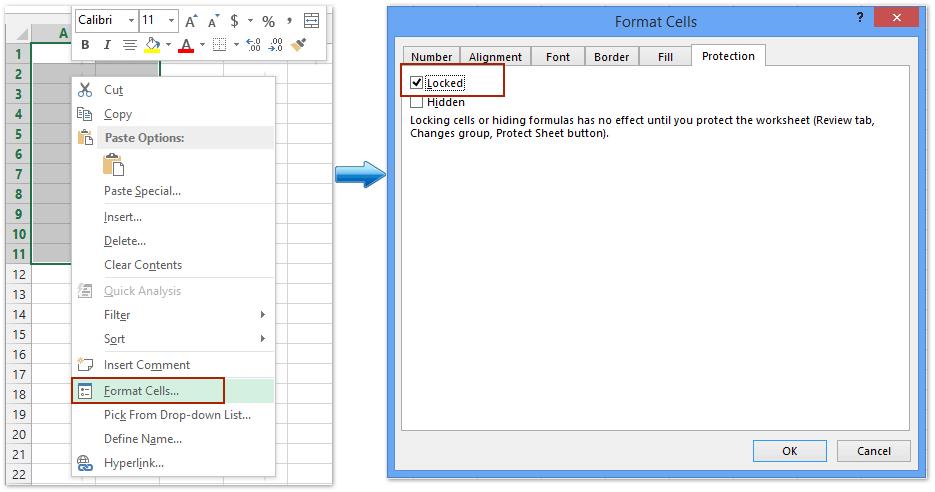 Excel Arbeitsblatt Passwort Schützen : Wie sie ausgewählte zellen in excel sperren und schützen