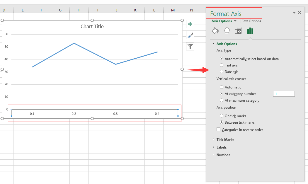 How to move y axis to leftrightmiddle in excel chart doc move y axis to right 1 ccuart Choice Image