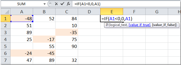 excel how to keep 0 in front of number