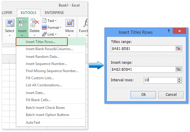 how to add rows in excel