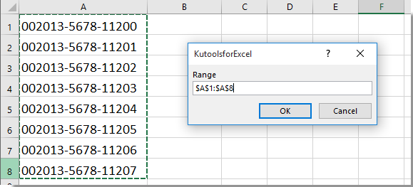 how to delete numbers from excel