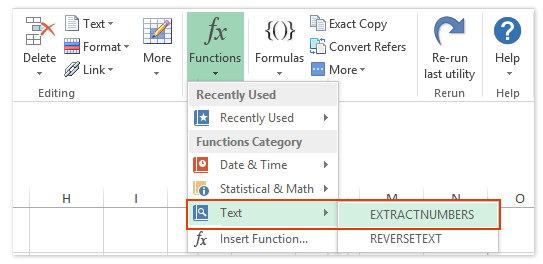 how to remove letters from strings/numbers/cells in excel?
