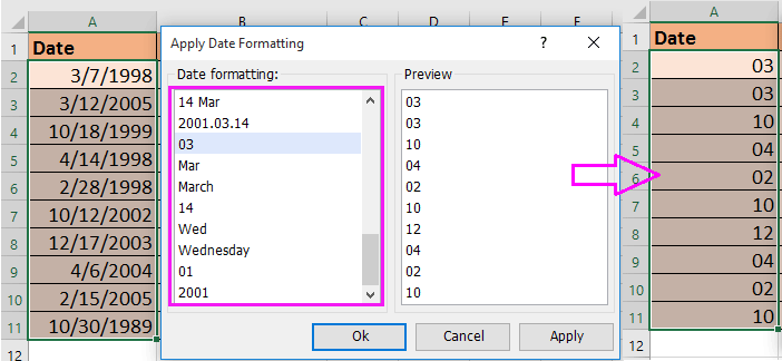 Excel DATEDIF - calculate difference between two dates in days, weeks, months or years