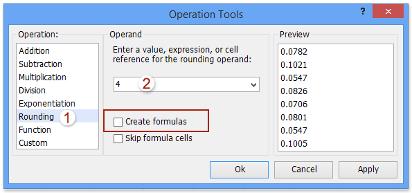 how to make 2 decimal places in excel