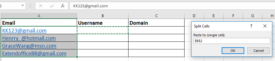 doc separate email to username domain 11