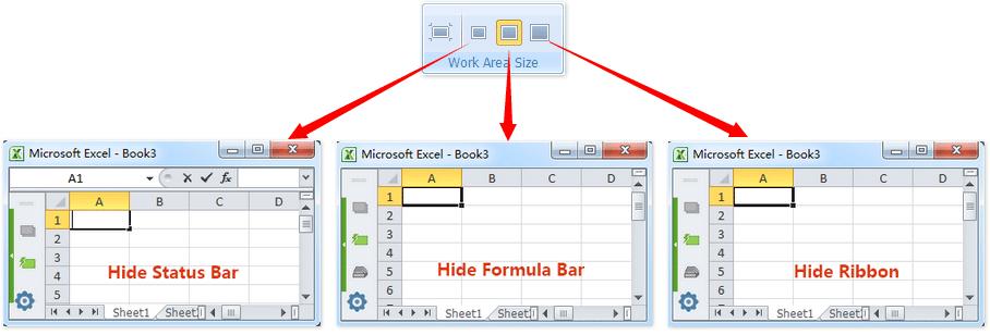 doc show hide formula bar 0