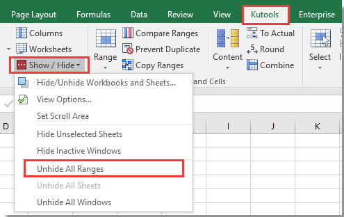 how to change row in excel to column