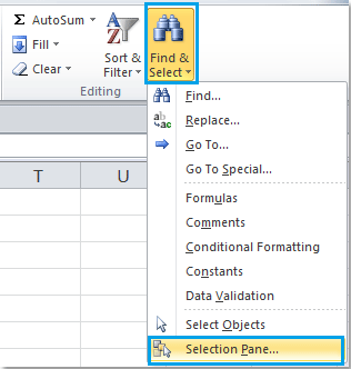 How to show or hide all objects pictureschartsshapescomments doc show hide objects1 ccuart Choice Image