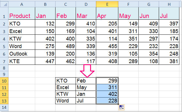 how to put vlookup in excel