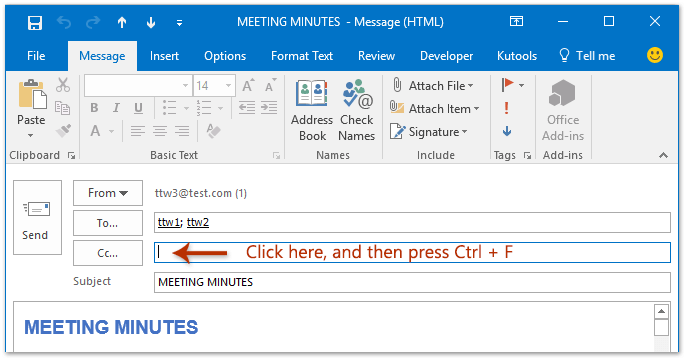 how to get draft emails back outlook