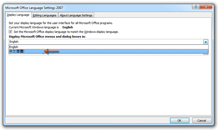ms office language pack 2007 free download