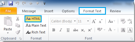 how to change name on send email from outlook