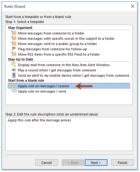 how to turn on out of office in outlook 2010