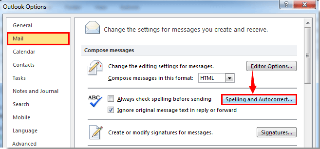 Outlook  Capitalize First Letter