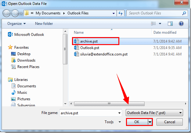Search Folders created in Outlook do not appear in Outlook ...