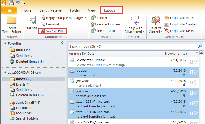 doc export email to word 5