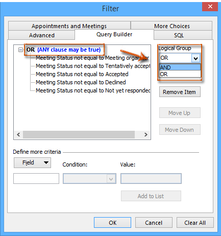 how to delete appointment from office 365 group calendar