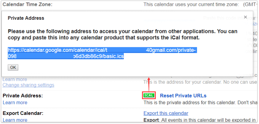 how to add outlook to google calendar