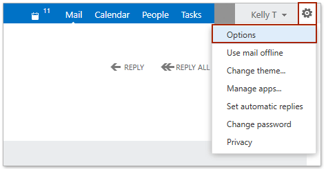 how to include signature in replied messages outlook 2016