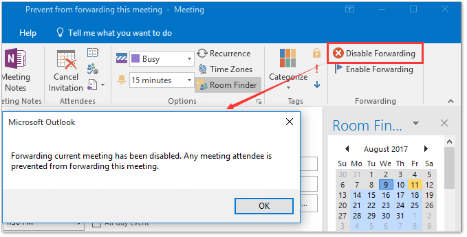 how to add optional attendees in outlook